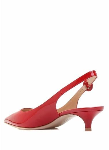 Gianvito Rossi Ayakkabı Kırmızı
